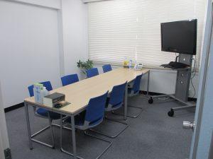 上越事務所の相談室こちらの相談室で弁護士がご相談をお受けします
